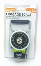 Travelon Stop and Lock Luggage Scale - $13.99