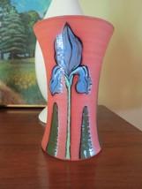 BELL FRASER CAPE BRETON CLAY NOVA SCOTIA STUDIO ART POTTERY TERRACOTTA I... - $84.15
