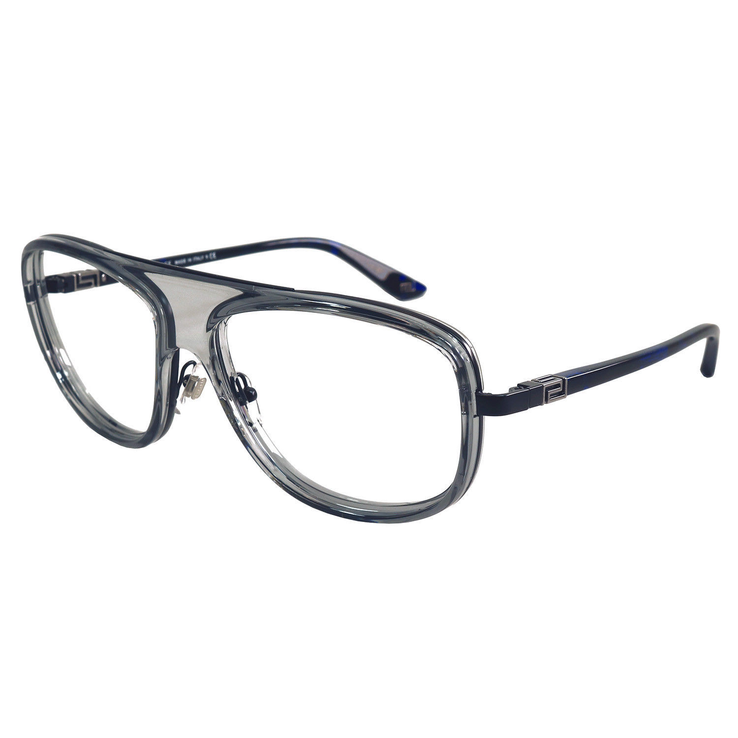 85a62c9e2ba0c Versace 59-15-135 Translucent Grey and Dark and 10 similar items