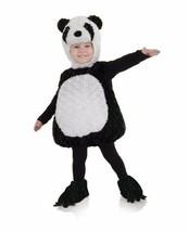 Underwraps Panda Vientre Bebés Animal Bebés Niños Disfraz Halloween 25813 - $30.42