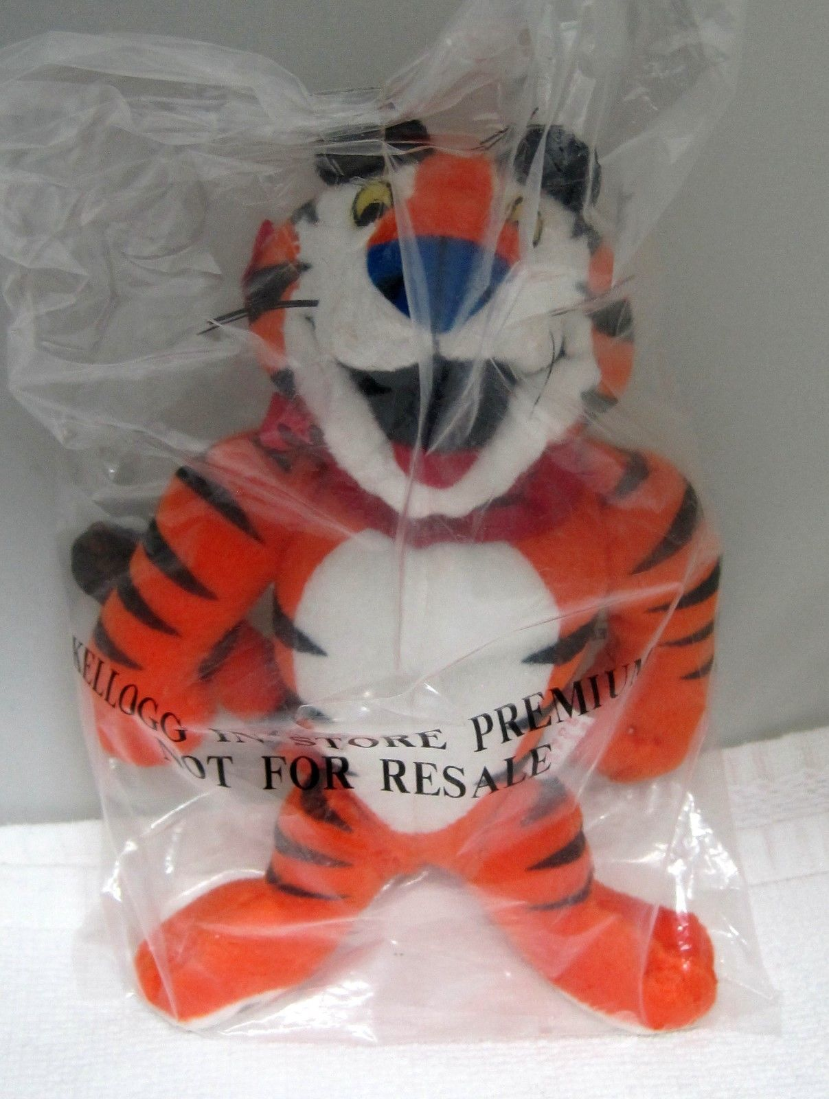 Primary image for MIP Tony the Tiger Frosted Flakes Stuffed Doll Animal 1997 Premium 8 Inch T34