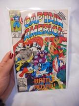 1992 Marvel Comics Captain America #412 Comic Battle Royal VF/NM - $1.99