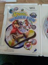 Nintendo Wii Family Party: 30 Great Games Winter Fun ~ COMPLETE image 2