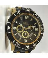 Invicta 23702 Men's Pro-Diver Quartz Stainless Steel Polyurethane Divers Watch - $59.39