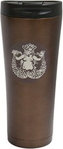 Starbucks 2019 Pike Place Stainless Steel Tumbler, Brown, 16 Ounce NEW - $49.98