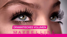 "MAYBELLINE NEW YORK ""THE FALSIES"" PUSH UP DRAMA MASCARA VERY BLACK 9,5 ml - $9.51"