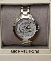 Michael Kors Women's Slim Runway Stainless Steel Watch MK3991 - $134.72