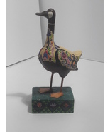 Jim Shore Goose Figurine - $18.74