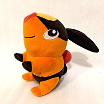 Tepig Poké Plush (Standard Size) - 6 In. TOMY Pokemon ©2013 - $10.47