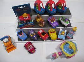 Lot Fisher Price Little People Cars / Little Tikes Cars - $15.83