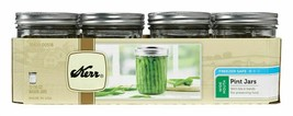 Kerr 00518 1 Pint Wide Mouth Jars - $24.75