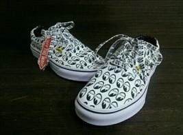 Vans X Mooneyes Caliente Barra Patín Punk Zapatos Estilo Blanco Eu 10 JP... - €265,91 EUR