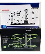 Kids Authority Spacewarp Level 1 and Glow in The Dark Level 2 Gift Set ,... - $32.12