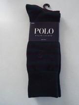 Ralph Lauren Polo Men's Dress Socks 2 Pairs 10-13 New - $10.39