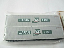Jacksonville Terminal Company # 405659 Japan Line 40' Standard Container (N image 1
