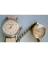 Vintage Cinderella Wristwatch together with a Westfield Ladies Watch - $23.70