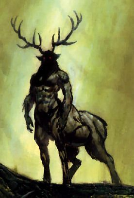 Haunted : King Centaur of the 3rd Realm – 3,500 Followers – Protection and Power