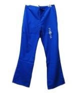 Cherokee Workwear Natural Rise Flare Leg Royal Blue XXS 4101 Scrub Pants... - $19.37