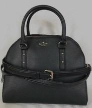 New Kate Spade New York Larchmont Avenue Reiley Leather handbag Black - $129.00