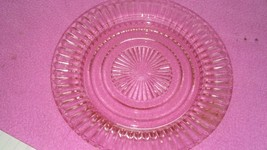 Pink colored platter - $5.00
