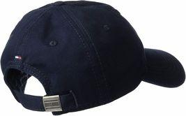 Tommy Hilfiger Men's Tommy Hat Embroidered Branding Logo Baseball Cap 6950130 image 3