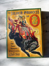 Ruth Plumly Thompson - L. Frank Baum - THE SILVER PRINCESS IN OZ 1st - L... - $392.00