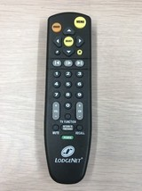 LRC 3100 Lodgenet Remote Control - Tested And Cleaned                       (O7)
