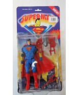 RARE Superman From the Animated Show Action Figure - $34.65