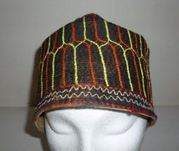 Red Yellow & Black Reggae Rasta Hat - $19.99