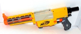 NERF GUN RECON CS-6 Main Gun and Barrel Only Works Great! - $4.74
