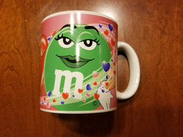 Green M & M's Coffee Cup Mug - $15.00