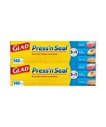 An item of Glad Press N Seal Plastic Wrap, 2 pk./140 sq. ft.- Bulk Discount - $25.74