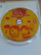 Nintendo Wii Cooking Momma: World Kitchen - Complete image 3