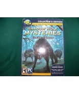 Shadow Wolf Mysteries Track of Terror Collector's ED. PC DVD-ROM software - $1.00