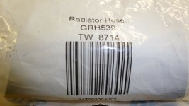 Radiator Coolant Hose Lower URO Parts GRH539 fits 71-74 Jaguar XKE 5.3L-V12 - $13.50