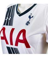 2015-16 Tottenham Under Armour Women's XL Blank Home Soccer Jersey - $52.99