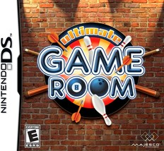 Ultimate Game Room - Nintendo DS - $22.64