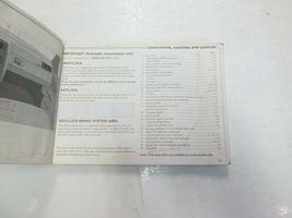 1996 Volvo 850 Owners Manuell Set Wasser Beschädigt Neu Fabrik OEM Buch 96 *** image 6
