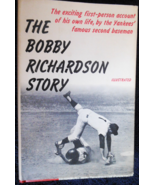 1965 -The Bobby Richardson Story-Yankees's Second Baseman -Illustrated -... - $13.95