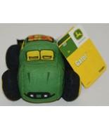 John Deere LP64417 Plush Toy Gator With Plastic Attachment Clip - $7.59