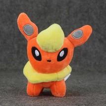 Flareon Eevee Pokemon Plush Toy Video Game Plush Nintendo Plush Soft Plush Video - $62.10