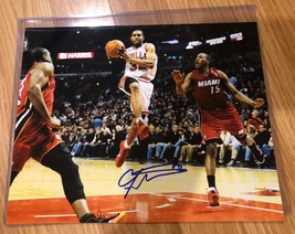 CJ WATSON SIGNED AUTOGRAPHED 8x10 PHOTO CHICAGO BULLS Picture - £18.90 GBP