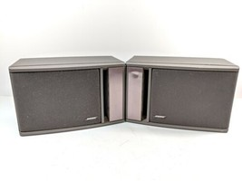 Bose Set of 2 Speakers Model 141 Rated 10-80 Watts per Channel 40 Watts ... - $39.99