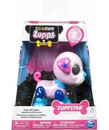 Zoomer Zupps Tiny Pups Pug Zuppstar Interactive Puppy - New / Sealed - $19.78