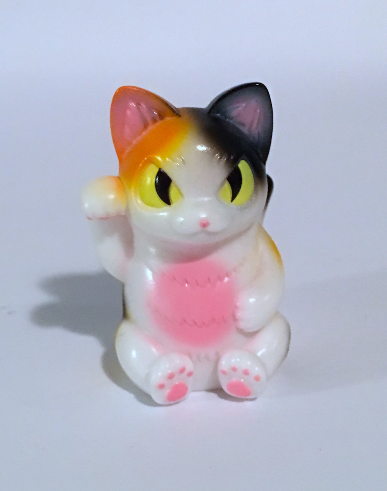 "Konatsu ""Mike"" Lucky Cat"
