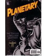 Planetary, #22 (Comic Book): The Torture of Wil... - $3.75