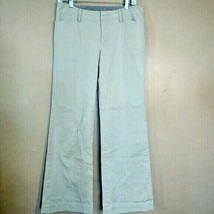 GAP Womens Size 8 Beige Curvy Fit Bootcut Pants - $19.80
