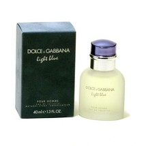 Dolce & Gabbana Light Blue Pour Homme - Edt Spray 1.3 OZ - $36.58