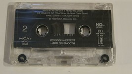WreckX-N-Effect Cassette Tape No Sleeve Hard Or Smooth Rap Hip Hop - $16.82