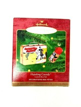 "2000 Hallmark Keepsake Ornament ""Hopalong Cassidy"" Lunch Box Set New In ... - $12.19"